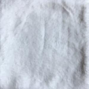 Chemin De Lit Fourrure Polyester Doudou Blanc Hotel Professionnel Linvosges Hotellerie 1