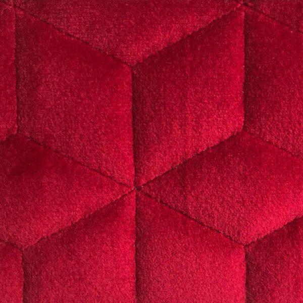 Coussin Deco Dehoussable Brumania Rouge Hotel Professionnel Linvosges Hotellerie 1