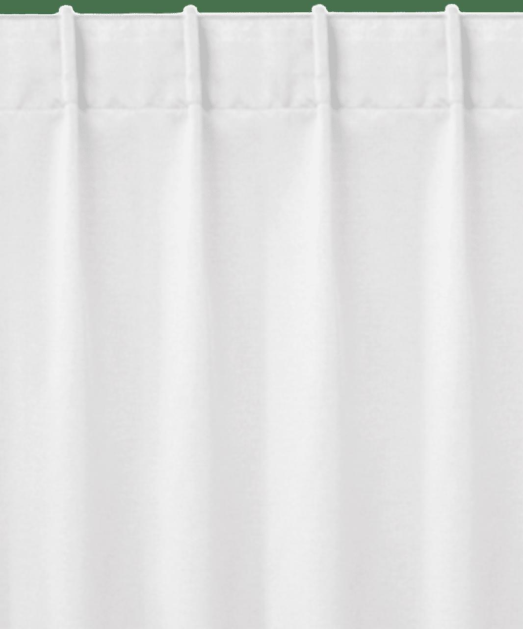 Décoration   Rideau Tête à Plis Simples Sur Mesure Linvosges Hôtellerie