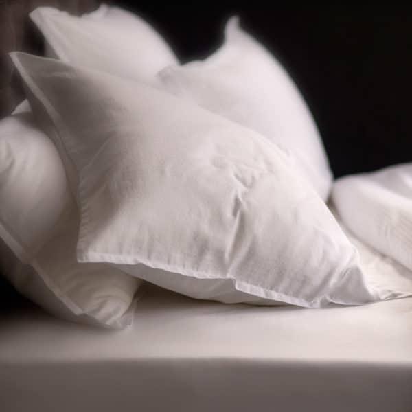 Ligne De Lit Satin Jacquard Ellipse Coton 130 Grs M2 Hotel Professionnel Linvosges Hotellerie 3
