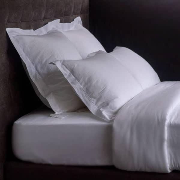 Linge De Lit Metis 190 Grs M2 Blanc Hotel Professionnel Linvosges Hotellerie 2