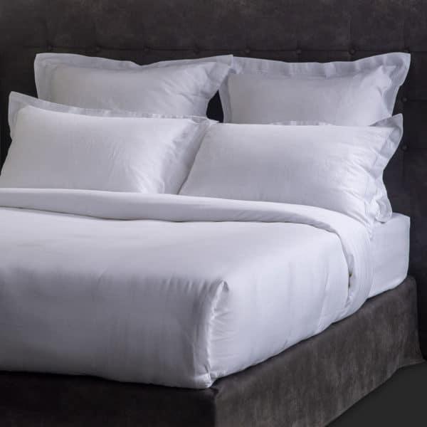 Linge De Lit Metis 190 Grs M2 Blanc Hotel Professionnel Linvosges Hotellerie