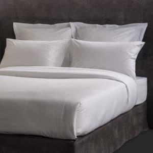 Linge De Lit Percale Colombe Coton 115 Grs M2 Hotel Professionnel Linvosges Hotellerie