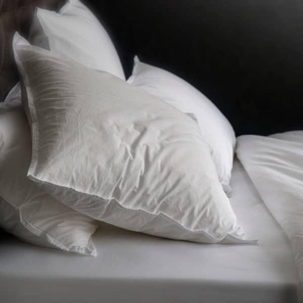 Linge De Lit Percale Lavee Faro Coton 110 Grs M2 Hotel Professionnel Linvosges Hotellerie 3