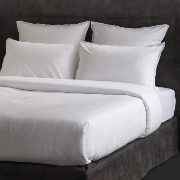 Linge De Lit Percale Lavee Faro Coton 110 Grs M2 Hotel Professionnel Linvosges Hotellerie
