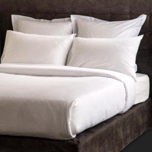 Linge De Lit Percale Polycoton Uni Anais 110 Grs M2 Hotel Professionnel Linvosges Hotellerie