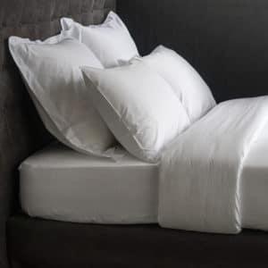 Linge De Lit Percale Prestige Coton 120 Grs M2 Hotel Professionnel Linvosges Hotellerie 2