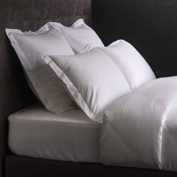 Linge De Lit Satin Brunate Coton 105 Grs M2 Hotel Professionnel Linvosges Hotellerie 2
