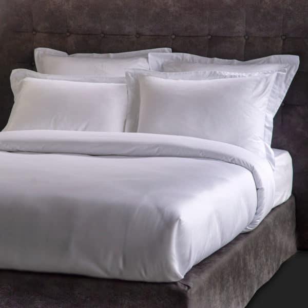 Linge De Lit Satin Brunate Coton 105 Grs M2 Hotel Professionnel Linvosges Hotellerie