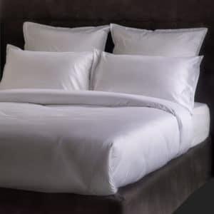 Linge De Lit Satin Firenze Coton 130 Grs M2 Hotel Professionnel Linvosges Hotellerie