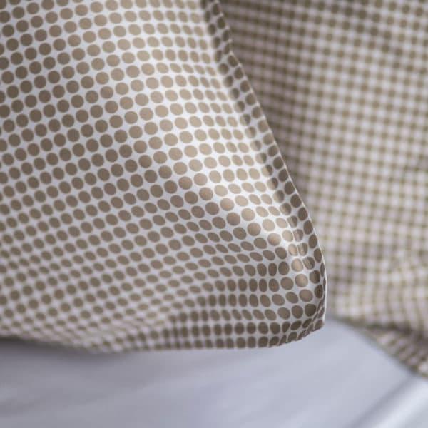 Linge De Lit Satin Imprime Luna Coton 140 Grs M2 Hotel Professionnel Linvosges Hotellerie 5