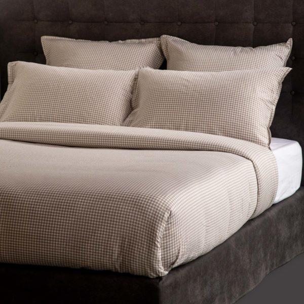 Linge De Lit Satin Imprime Luna Coton 140 Grs M2 Hotel Professionnel Linvosges Hotellerie