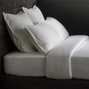 Linge De Lit Satin Jacquard Plumetis Coton 130 Grs M2 Hotel Professionnel Linvosges Hotellerie 2