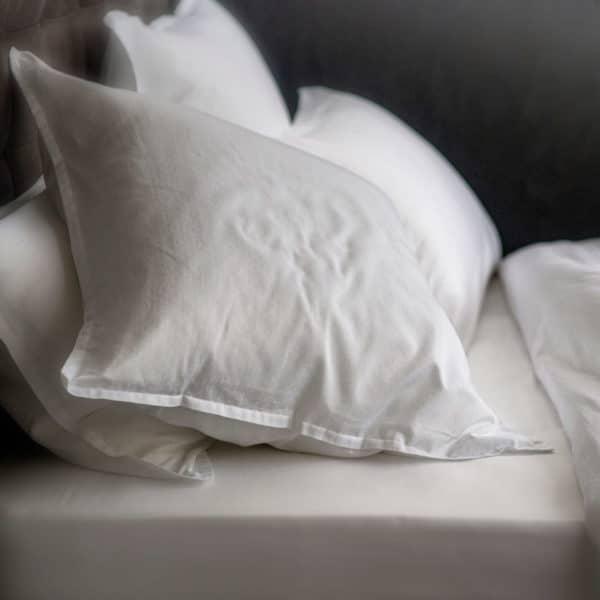 Linge De Lit Satin Jacquard Plumetis Coton 130 Grs M2 Hotel Professionnel Linvosges Hotellerie 3