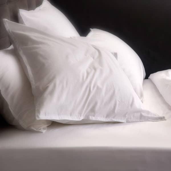 Linge De Lit Satin Lave Evora Coton 120 Grs M2 Hotel Professionnel Linvosges Hotellerie 3