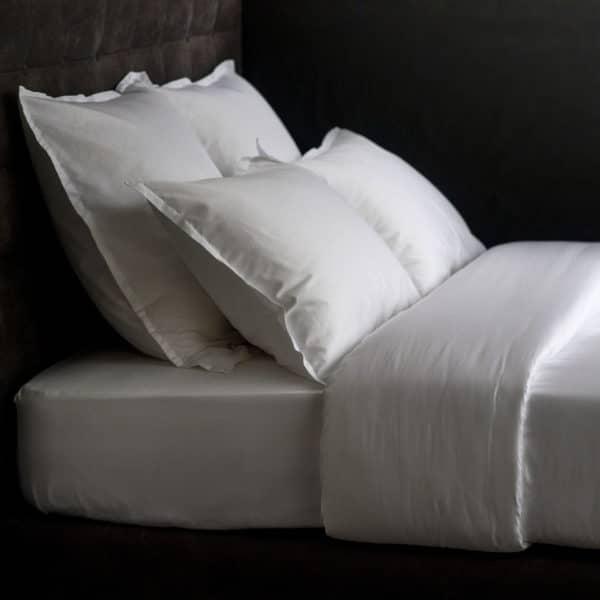 Linge De Lit Satin Ravenna Coton 126 Grs M2 Hotel Professionnel Linvosges Hotellerie 2