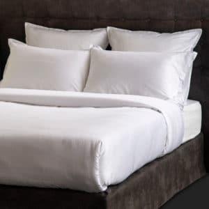 Linge De Lit Satin Ravenna Coton 126 Grs M2 Hotel Professionnel Linvosges Hotellerie