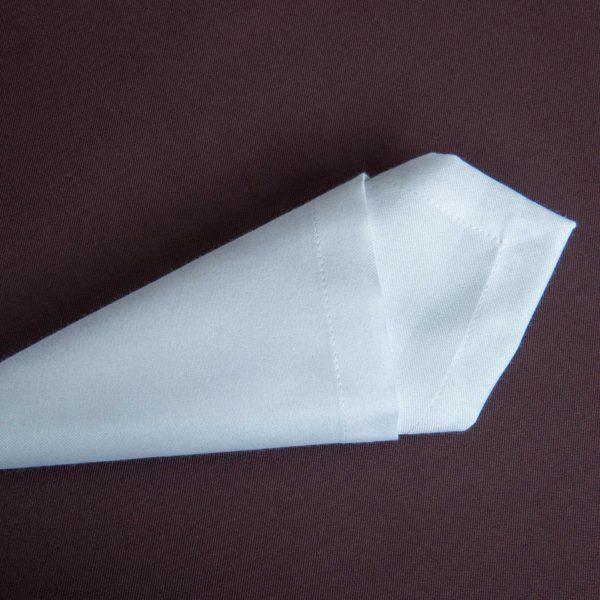 Linge De Table Baccarat Blanc Polyester 215 Grs M2 Professionnel Restaurant Linvosges Hotellerie