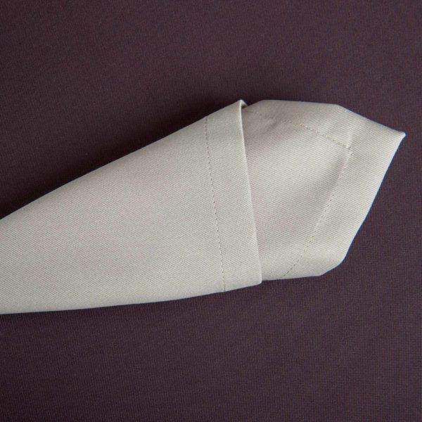 Linge De Table Baccarat Cappucino Polyester 215 Grs M2 Professionnel Restaurant Linvosges Hotellerie