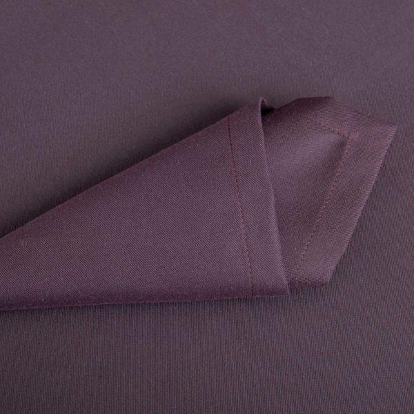 Linge De Table Baccarat Raisin Polyester 215 Grs M2 Professionnel Restaurant Linvosges Hotellerie