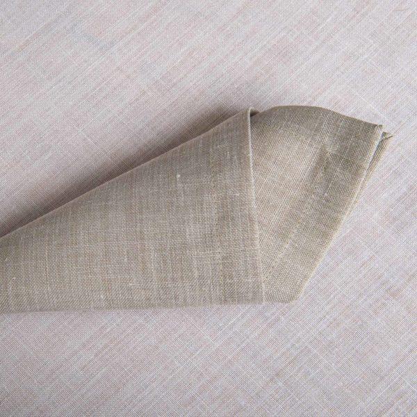 Linge De Table Bolzano Sauvage 45 Pour Cent Lin 55 Pour Cent Polyester 237 Grs M2 Professionnel Restaurant Linvosges Hotellerie