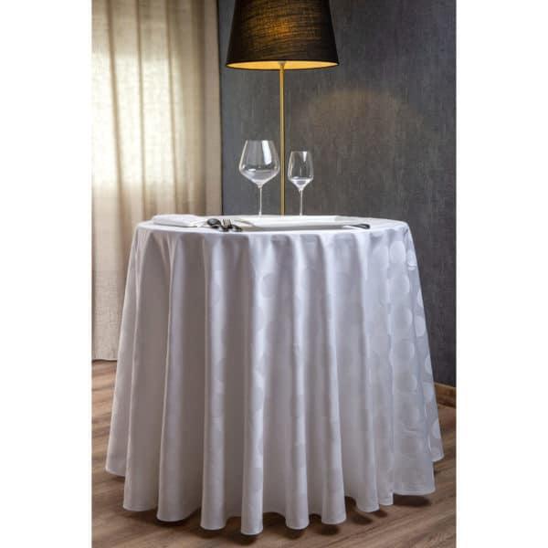 Linge De Table Bulles Professionnel Restaurant Linvosges Hotellerie Professionnel Restaurant