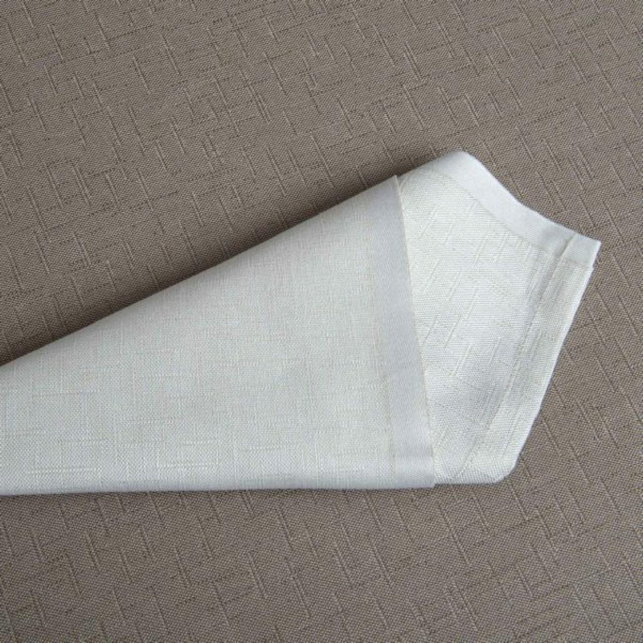Linge De Table Dolce Coton Perle Coton 220 Grs M2 Professionnel Restaurant Linvosges Hotellerie