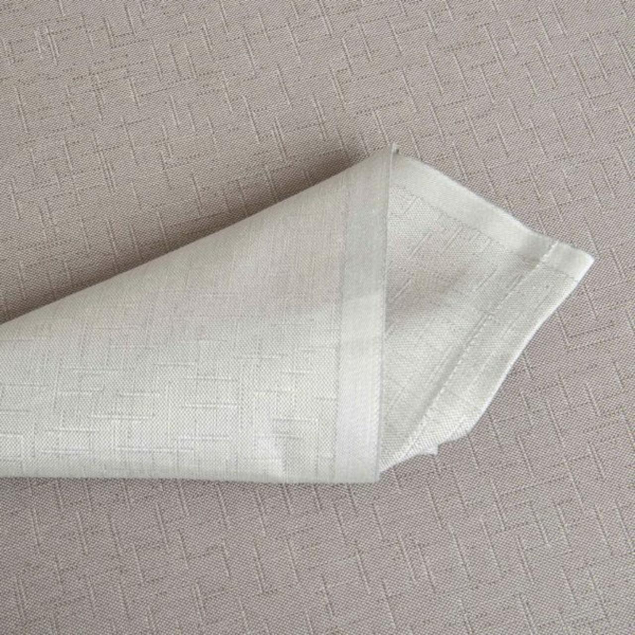 Linge De Table Dolce Coton Pierre Coton 220 Grs M2 Professionnel Restaurant Linvosges Hotellerie