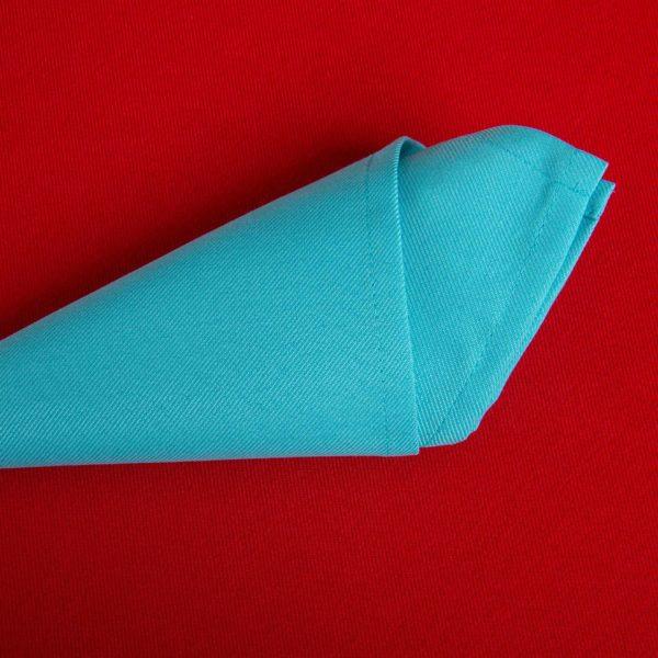 Linge De Table Rainbow Bleu Ciel Polyester 203 Grs M2 Professionnel Restaurant Linvosges Hotellerie