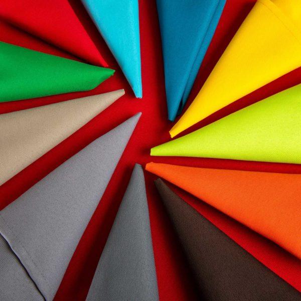 Linge De Table Rainbow Polyester 203 Grs M2 Professionnel Restaurant Linvosges Hotellerie 2