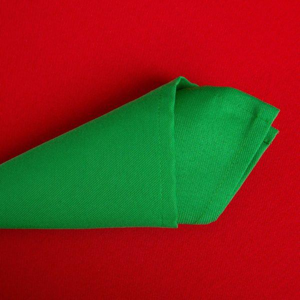 Linge De Table Rainbow Vert Polyester 203 Grs M2 Professionnel Restaurant Linvosges Hotellerie
