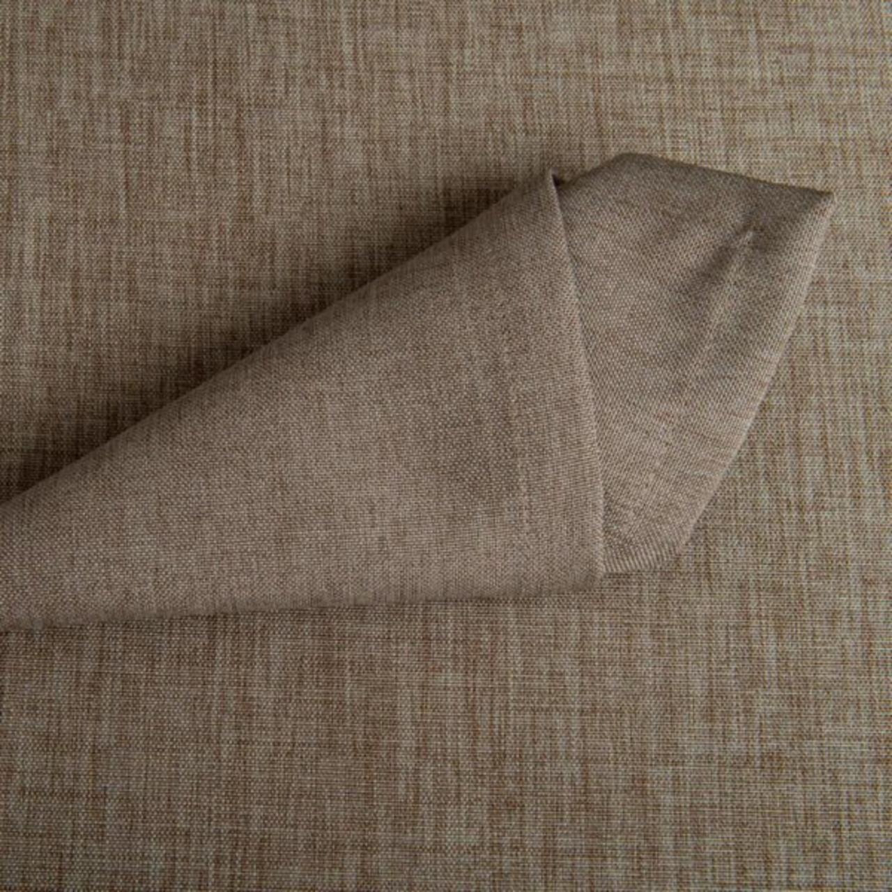 Linge De Table Saumur Noisette Polyester 286 Grs M2 Professionnel Restaurant Linvosges Hotellerie
