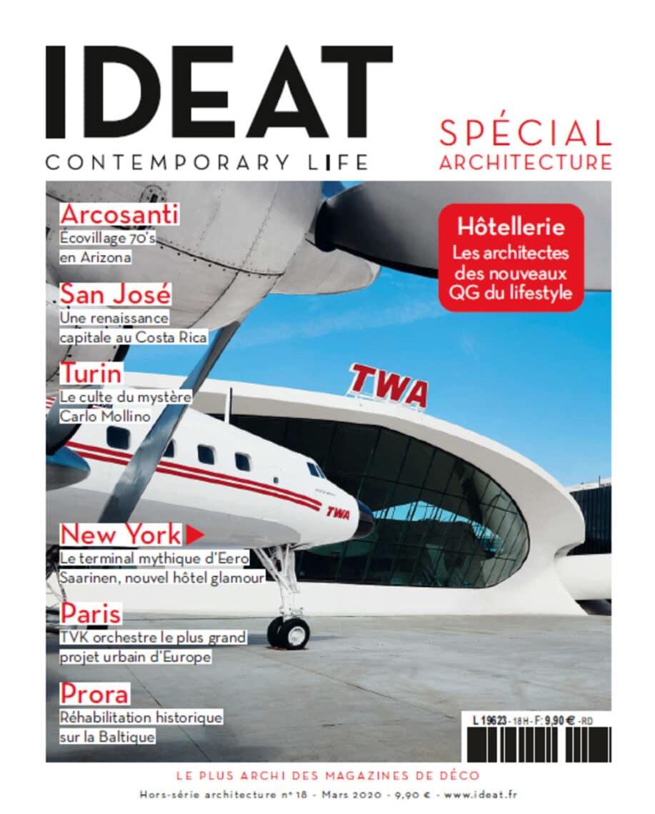 Le Magazine Ideat Parle De Nos Têtes De Lit Sur Mesure