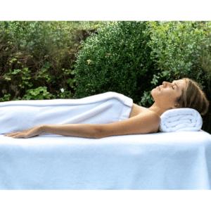 Drap de massage microfibre Sweet life