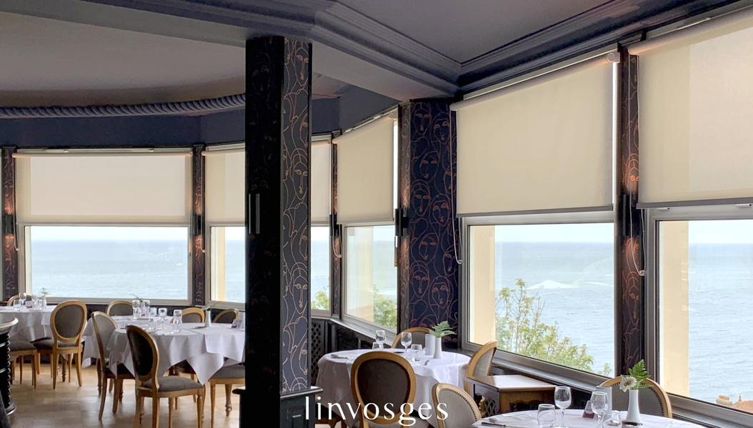 Stores enrouleurs Dormy House Hôtel Restaurant